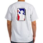 40-oz Logo New - Ash Grey T-Shirt