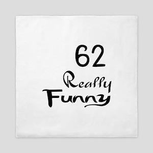 62 Really Funny Birthday Designs Queen Duvet