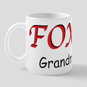 Foxy Grandma Mug