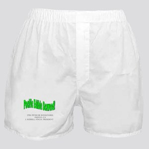Pacific Edible Seaweed Boxer Shorts