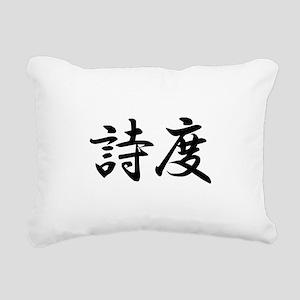 Sid____Cid______078s Rectangular Canvas Pillow