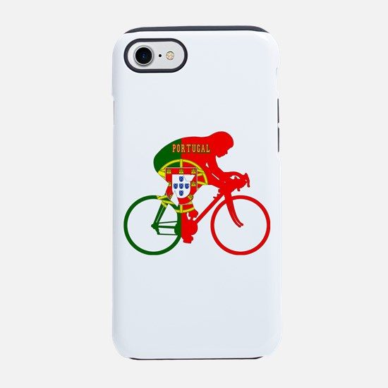 Portugal Cycling iPhone 7 Tough Case