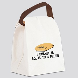 Bushel Canvas Lunch Bag