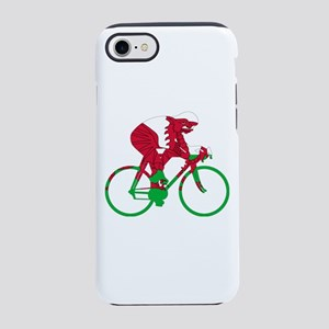 Wales Cycling iPhone 7 Tough Case