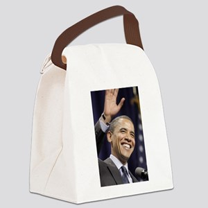 ob2 Canvas Lunch Bag