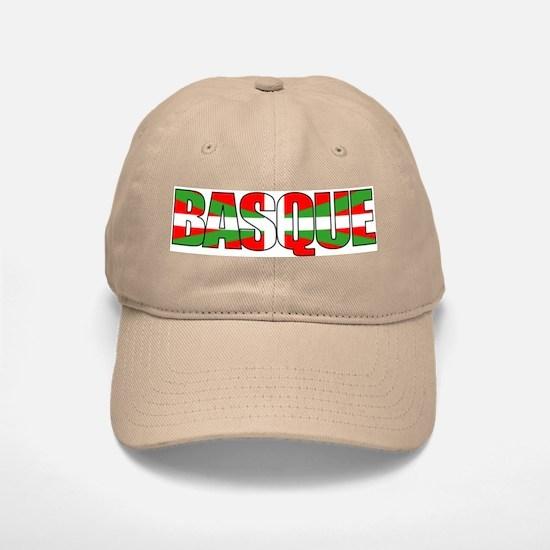 BASQUE! Baseball Baseball Cap