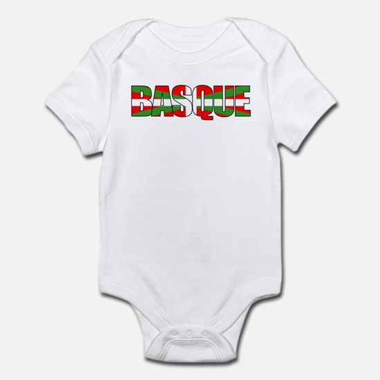 BASQUE! Infant Bodysuit
