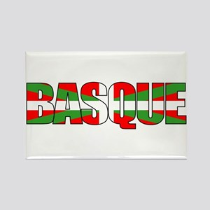 BASQUE! Rectangle Magnet