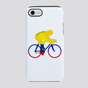 Colombian Cycling iPhone 7 Tough Case