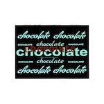 Celebrate Dark Chocolate 5'x7'Area Rug