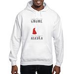 Gnome Alaska Hooded Sweatshirt