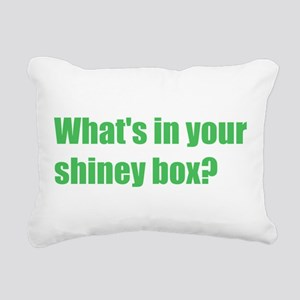 whats-in-your-shiney-box Rectangular Canvas Pi