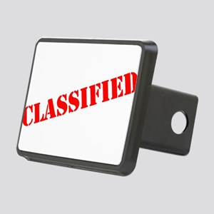 Classified Rectangular Hitch Cover