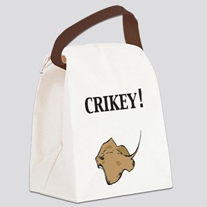 Crikey! Canvas Lunch Bag