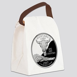Montana Canvas Lunch Bag