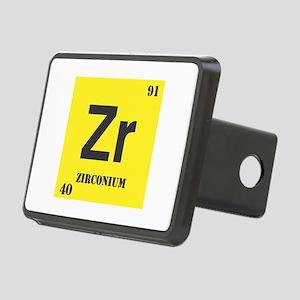 Zirconium Rectangular Hitch Cover