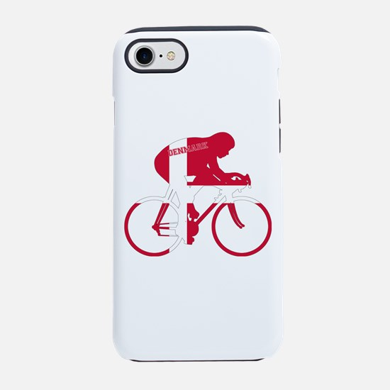 Danish Cycling iPhone 7 Tough Case