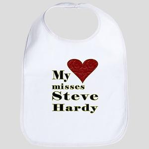Heart Misses Steve Hardy Bib