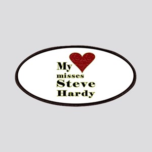 Heart Misses Steve Hardy Patches