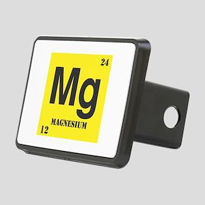 Magnesium Rectangular Hitch Cover