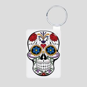 Sugar Skull II Keychains