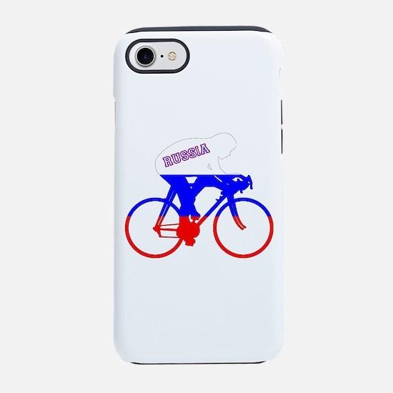 Russian Cycling iPhone 7 Tough Case