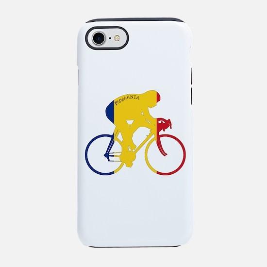 Romania Cycling iPhone 7 Tough Case