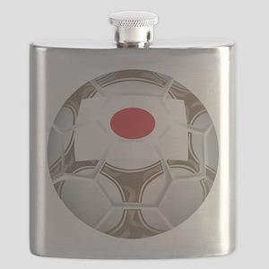Championship Japan Soccer Flask