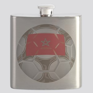 Championship Morocco Soccer Flask