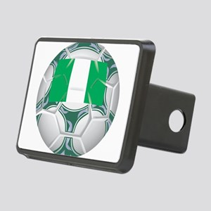 Championship Nigeria Soccer Rectangular Hitch Cove