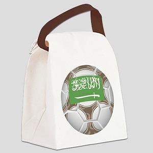Championship Saudi Arabia Canvas Lunch Bag