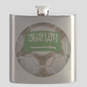 Championship Saudi Arabia Flask