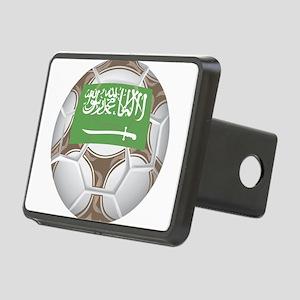Championship Saudi Arabia Rectangular Hitch Cover