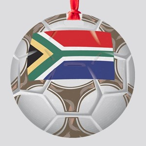 Championship South Africa Round Ornament
