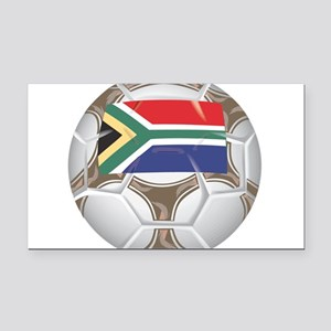 Championship South Africa Rectangle Car Magnet