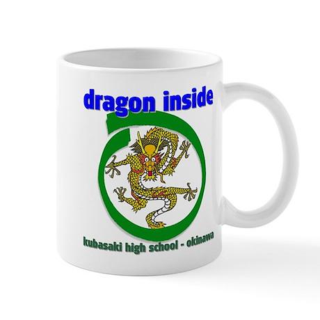 Dragon Inside Mug