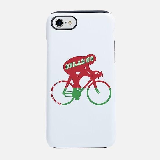 Belarus Cycling iPhone 7 Tough Case
