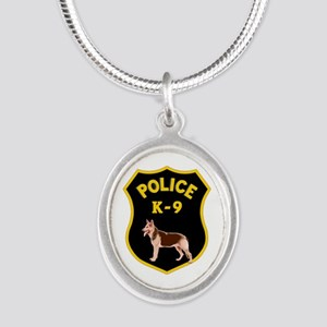 K9 Police Officers Necklaces
