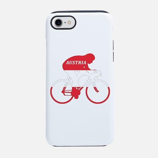 Austria Cycling iPhone 7 Tough Case