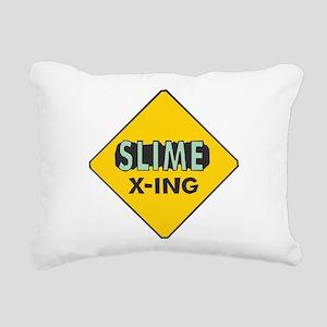 Slime-X-Ing Rectangular Canvas Pillow