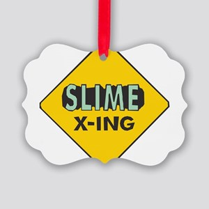 Slime-X-Ing Picture Ornament
