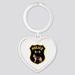 K9 Police Officers Keychains
