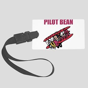 Pilot Bean Large Luggage Tag