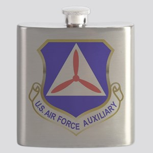 Civil Air Patrol Shield Flask