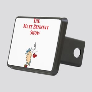 MBS_Hit_by_Beads Rectangular Hitch Cover