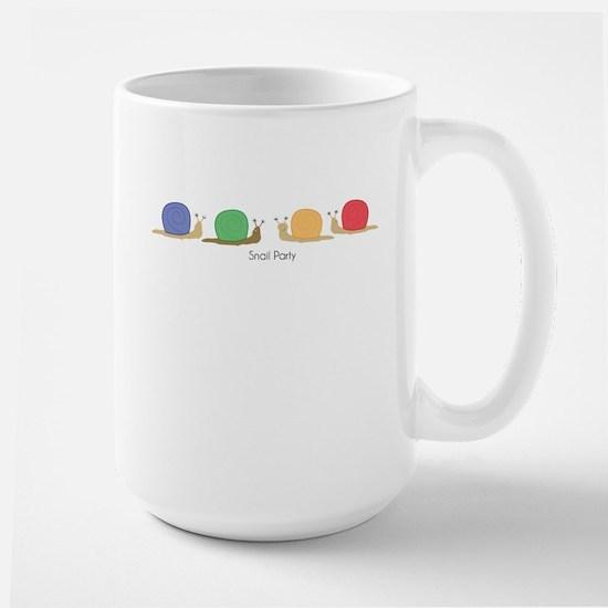 snail party Mug