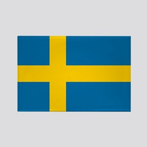 Flag of Sweden - Sveriges Flagga - Swedish Magnets