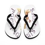 Saint Simons Island Flip Flops