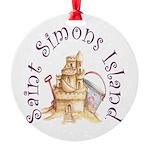 Saint Simons Island Ornament