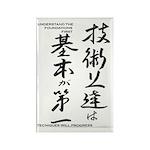 insperational Kanji Magnet